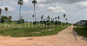 CORNER Land for Sale in Krang Thnong (Khan Sen Sok)