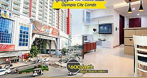 Olympia City Condo For Rent (ID:#D0046)
