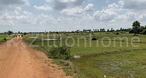 LAND for SALE in Udong at 13$/m2 only!!!!