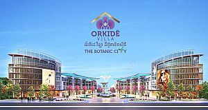 Borey Orkide Villa The Botanic City The Greenery