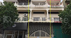 Flat For Sale at Teuk laak3