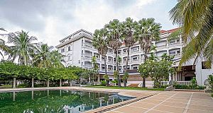 SPACIOUS 140 ROOM HOTEL RESORT IN SIEM REAP