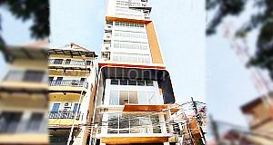 NEW COMMERCIAL BUILDING - TONLE BASSAC AREA