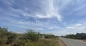 Land on Highway 44 Kompong Speu Province