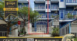Flat for Sale At Borey Lim Chheang Hak