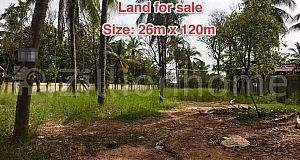 Land For Sale at Kien Svay