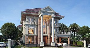 LUXURY QUEEN VILLA IN PENG HUOTH STREET 60M