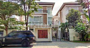 វីឡាទោល ចាស្មីនលក់នៅបុរីប៉េងហួតបឹងស្នោរ | Jasmine villa for sale at Peng Huoth Boeng Snor