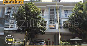Villa For Rent/វីឡាកូនកាត់ ប្រភេទ LA សម្រាប់ជួល (បុរីប៉េងហួតបឹងស្នោរ)