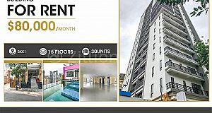 Building  for rent in BKk1 (c-6602)