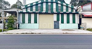 NEW WAREHOUSE ON NATIONAL ROAD 1
