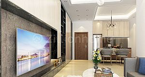 Apartment for rent in Toul Kork District 1 bedroom 120m² 1300$/month