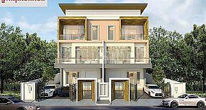 Twin villa borey Okide urgent sale