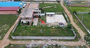 ដីនិងអគារលក់បន្ទាន់ Land and building for sale urgently