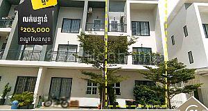 ផ្ទះលក់បន្ទាន់ បុរីARITA Residence (L-4478)