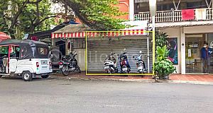 Shop for rent  at BKk1  (C-6577)