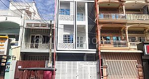House for rent (BKK2) (L-5124)