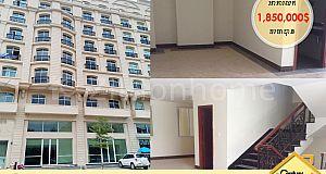 អាគារសម្រាប់លក់!|Whole building for Sale (L-1650 )