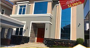 វីឡាទោលសម្រាប់ជួល នៅក្នុងបុរីអង្គរភ្នំពេញ Villa For Rent in Touk Kok Near TK Venue (L-0552)