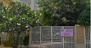 ផ្ទះវីឡាភ្លោះសម្រាប់លក់ក្នុងបុរី ពិភពថ្មី ផ្លូវហាណូយ Villa For Sale (P-000538)