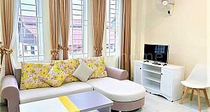 1 Bedroom Serviced Apartment For Rent in Toul Kork Area