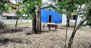 Land+House for sale (current rentle income 400$/month)