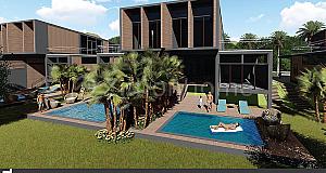 Villa For Sale (វីឡាលំហែលើភ្នំខេត្តកំពត)