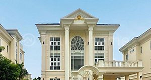 NEW LUXURY SINGLE VILLA IN MEKONG ROYAL