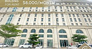 Building for rent at Kospich Elysee