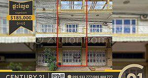 Flat for Sale At Phnom Penh Thmey