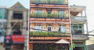 ផ្ទះសំណាក់សម្រាប់លក់ និងជួល   Guest House for sale and rent on street 271