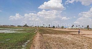 LS-TH-20006 Land For Sale ដីលក់ក្រោយផ្សារបែកចាន តម្លៃ 55/sqm