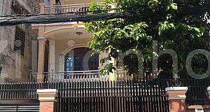 វីឡាសម្រាប់ជួលនៅ បឹងកេងកង2 Villa for rent at Bkk2