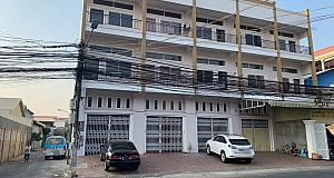 House For Sale at Boeung Salang