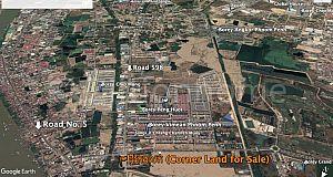 Corner Land For Sale on Chea Sophara street (street 5980