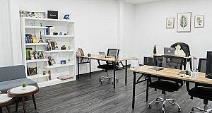 THE NEW MODERN OFFICE SPACE LOCATED TOUL KORK MARKET