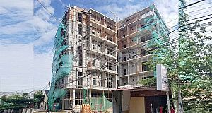 COMMERCIAL CONDO BUILDING IN SIHANOUKVILLE