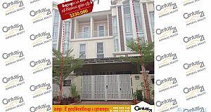 Villa LA For Sale (L135) Borey Chip Mong Land (St. Mongrithy)