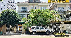 Twin Villa For Sale/វីឡាលក់បន្ទាន់ ⚡️ បុរីប៉េងហួត The Star Light សែនសុខ (ID:#D0257)