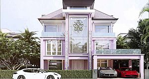 BRAND NEW - 7 BEDROOMS LUXURY KING VILLA IN SEN SOK
