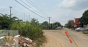 Land for immediate sale at Preaek Tasek & Chrouy Changvar Phnom Penh