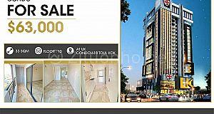 Condo for sale At UK condo 618 Toul kok  (C-6592)