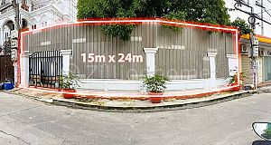 land for rent or sale at Toul Tom Pong.   (L-4797)