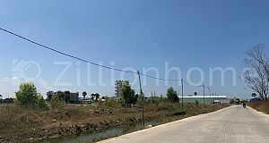 Corner Land for Sale on Concrete road 20m in Kouk Roka (Kob Srov, Khan Por Senchey)
