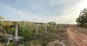Land for Sale 20mx55m