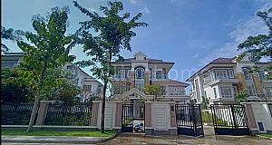NEW 6 BEDROOMS QUEEN VILLA PH-STREET 60M