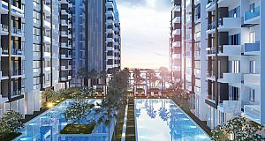 AXIS RESIDENCES BLOCK 2A